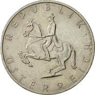 Autriche, 5 Schilling, 1987, TTB+, Copper-nickel, KM:2889a - Autriche