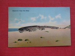 Massachusetts > Cape Cod Ship Wreck > Ref 2767 - Cape Cod