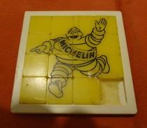 Jeux - Casse Têtes Pouce Pouce - Michelin (Bibendum) (Pousse Pousse, Taquin) - Casse-têtes