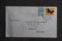 Lettre Du MOZAMBIQUE à MADAGASCAR - Mozambique