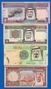 Arabie  Saoudite  4  Billets - Arabia Saudita