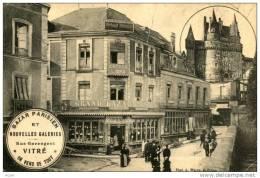 35  VITRÉ   ... GRAND BAZAR PARISIEN - Vitre