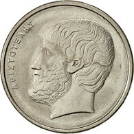 Grèce, 5 Drachmai, 1986, SUP, Copper-nickel, KM:118 - Grèce