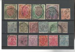53707 ) India Collection Early - 1902-11 King Edward VII