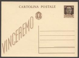 Carte Postale Italienne Surchargée «ZARA» Neuve - Deutsche Bes.: Zara