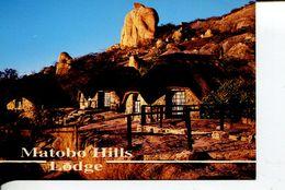 (275) Zimbabwe - Matobo Lodge - Zimbabwe