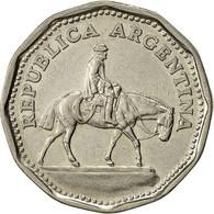 Argentine, 10 Pesos, 1962, TTB+, Nickel Clad Steel, KM:60 - Argentina