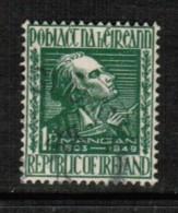 IRELAND  Scott # 141 VF USED - 1949-... Republic Of Ireland