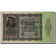 Billet, Allemagne, 50,000 Mark, 1922, 1922-11-19, KM:80, TTB - [ 3] 1918-1933 : Weimar Republic