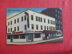 New York > Saratoga Springs ---Hotel Paramount  Pete's Restaurant   Ref 2768 - Saratoga Springs