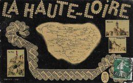 43)    LA HAUTE LOIRE  - Brioude  Yssingeaux  Le Puy - Brioude