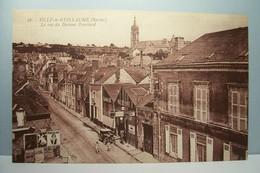 SILLE-LE-GUILLAUME   --- La Rue Du Docteur  Touchard - Sille Le Guillaume