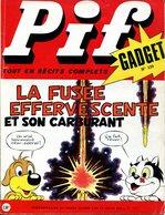 Pif Gadget N°139 D'octobre 1971 - Fanfan La Tulipe - Rahan - Pif Gadget