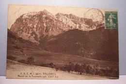 TALLOIRES   --- Massif De La Tournette - Talloires
