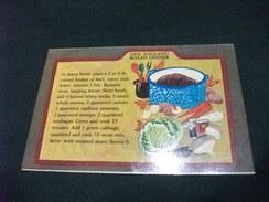 NEW ENGLAND BOILED DINNER AIRMAIL U.S.A. - Ricette Di Cucina