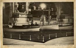 75 Paris - SALON DE L'AUTOMOBILE 1903 - Canots - Ets Félix FOURNIER Et KNOPF, 103 Rue Lafayette - District 10
