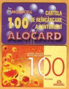 Moldova Moldavie Moldau Used 100+100  Telephone Card - Moldavie