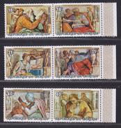 BURUNDI AERIENS N°  408 à 413 ** MNH Neufs Sans Charnière, TB  (D3047) Michel-Ange - 1970-79: Ungebraucht