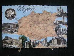 W-34 /  Afrique  - Algérie, Méditérranée  / Circulé - Constantine