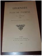 PAUL SEBILLOT - Légendes Du Pays De Paimpol - 1894 - 1801-1900