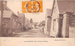 ¤¤  -   VALDAMPIERRE    -   Entrée Du Village  -   ¤¤ - Francia