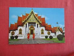 Thailand--Bangkok Marble Temple -- Pin Hole -- Ref 2769 - Thailand