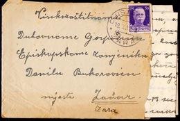 ITALIA - CROATIA - ZARA - CHISTAGNE - KISTANJE - 1942 - 9. WW II Occupation (Italian)