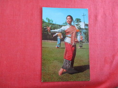 Thailand- Nail Dance Of Northern Thailand Pin Hole -- Ref 2769 - Thailand