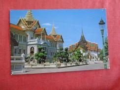 Thailand-- The Royal Grand Palace---Pin Hole  ---  Ref 2769 - Thailand
