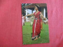 Thailand-- The Classical Dance ---  Ref 2769 - Thailand