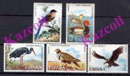 Spain 1973. Birds. Fauna. MNH - Oiseaux