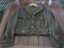 Blouson Modèle 1946 De 1951 - Indo - Indochine. - Uniformes