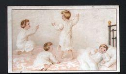 Vve Lesault-Vade, Rue De Beauce, Illiers, Enfants Au Lit - Otros