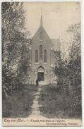 Coq S/Mer (De Haan A/Zee) - Façade Principale De L'Eglise 1900 - De Haan