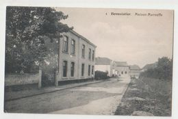 Cpa Bovenistier  1918  Laflotte - Borgworm