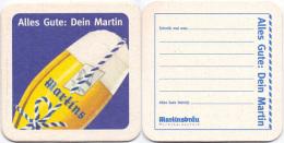 #D181-057 Viltje Martinsbräu Marktheidenfeld - Sous-bocks