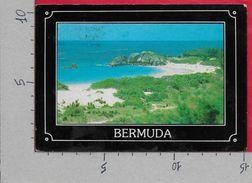 CARTOLINA VG BERMUSA - HORSESHOE BAY - Bermuda's Most Popular Public Beach - 10 X 15 - ANN. 1985 - Bermuda
