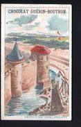 Chocolat Guerin Boutron, ..., Exposition 1900_projets, Ministere De La Guerre, Histoire De La Fortification - Guerin Boutron