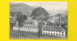 SAINT MAURICE Sur MOSELLE Tissage (Bouteiller) Vosges (88) - Andere Gemeenten
