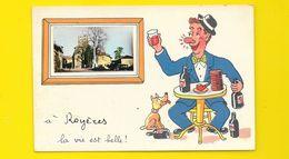 ROYERES Rare Fantaisie (JP) Haute Vienne (87) - Altri Comuni