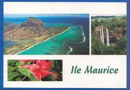 Mauritius; Cascade De Chamarel - Mauritius