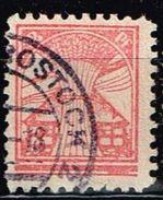 Mecklenburg-Vorpommern 1945, Michel# 18 II C O - Zone Soviétique