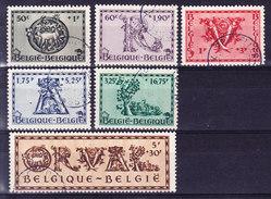 BELGIQUE COB 625/30 OBL  . (4LT92) - Belgium