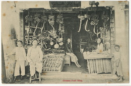 Chinese Fruit Shop  Edit G.R. Lambert Singapore - Singapour