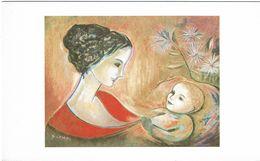 "ENCART DE LA CROIX ROUGE ""MATERNITE""  REF. LXN 2   IMSA PARIS - Birth & Baptism"