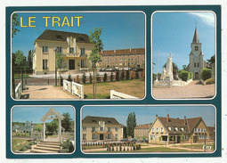Le Trait  (76 - Seine Maritime) Multi Vues - Le Trait