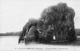 LA ROCHE BERNARD - La Grosse Roche à L'entrée Du Port - La Roche-Bernard