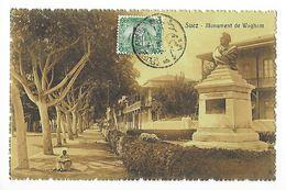 EGYPTE -  SUEZ - Monument De Wagham -  - L 1 - Suez