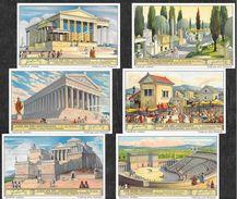 Liebig Serie Tedesca S1269 Vedute Atene Antica - 1933 OTTIMO STATO - Liebig