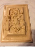 Quadro Scultura In Resina Del Maestro Franco Travi Di Bergamo - Sculptures